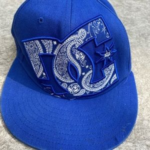 DC fitted cap